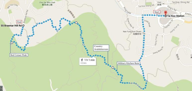 Free HK Map