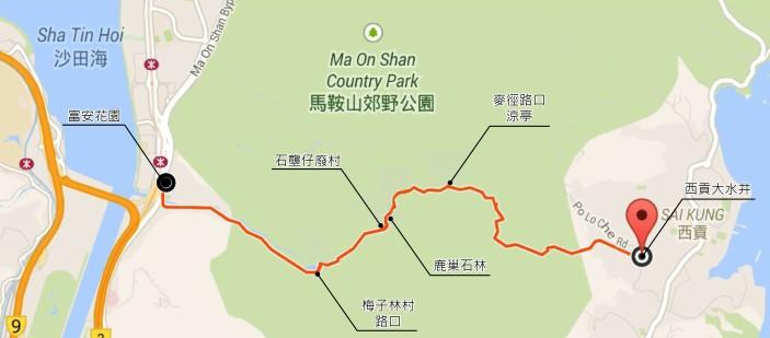 鹿巢MAP