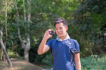 Joyee的短片主要由GoPro拍攝。